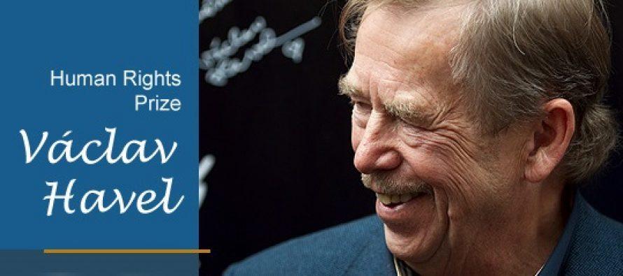 Konkurs – Václav Havel Human Rights Prize