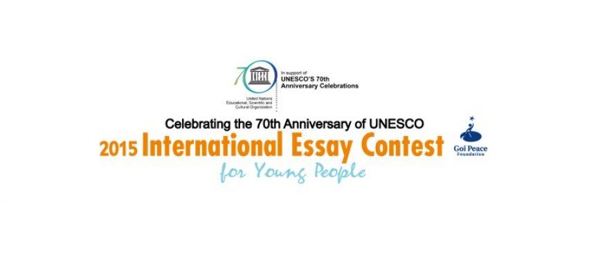 Konkurs – The Goi Peace Foundation Essay competition