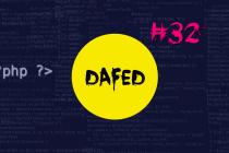 Najava za DaFED#32