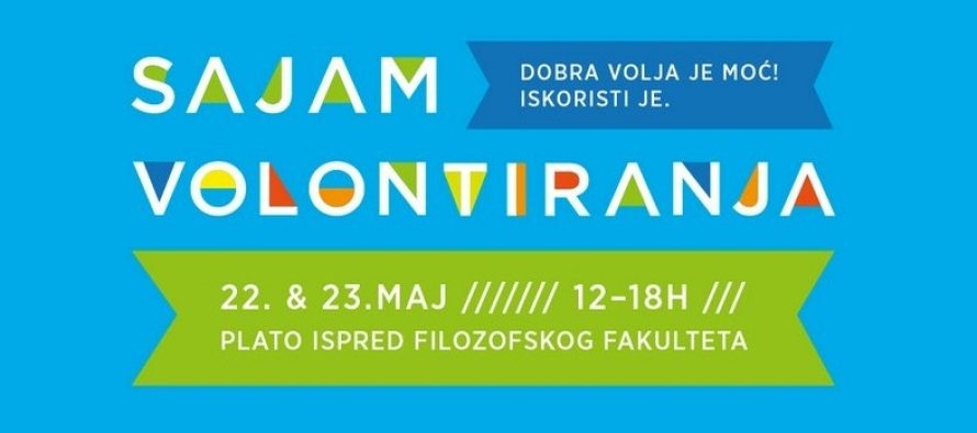 Sajam volontiranja u Beogradu