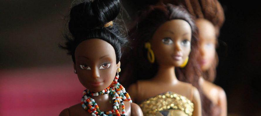 Nigerijska lutka – prodavanija od Barbike