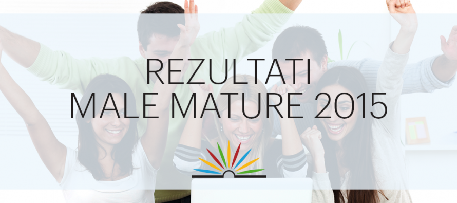 Preliminarni rezultati male mature – 2015