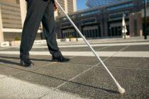 """Štap za slepe koji """"prepoznaje"""" ljude"""