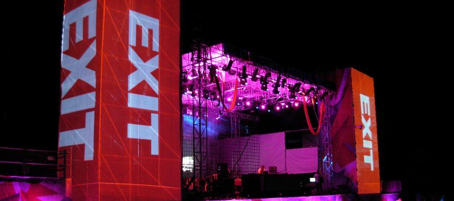 Večeras počinje Exit