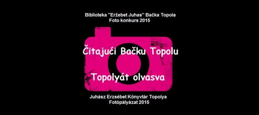 """Foto konkurs """"Čitajući Bačku Topolu"""""""