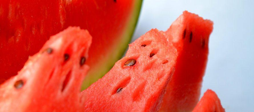 Lubenica – najzdravija letnja navika