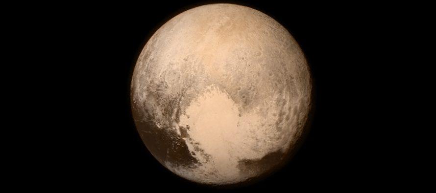 Novi podaci o Plutonu