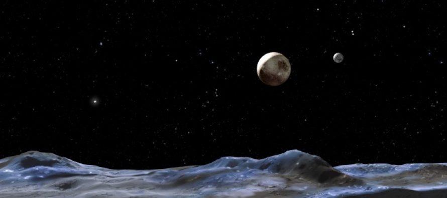 """Letelica """"Novi horizonti"""" stigla do Plutona"""