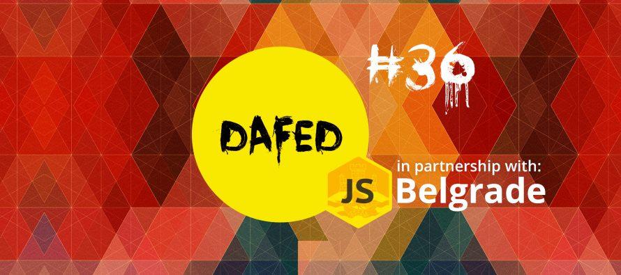 Septembarski DaFed#36