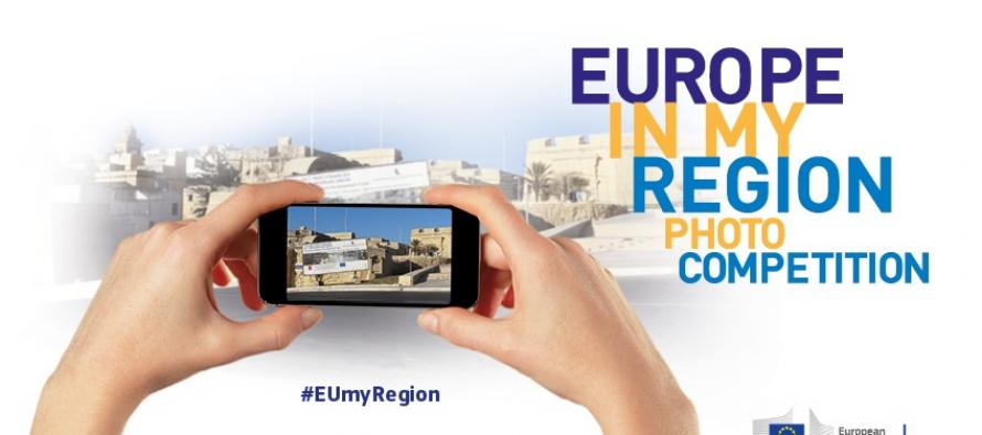 """Fejsbuk foto konkurs """"Evropa u mom regionu"""""""