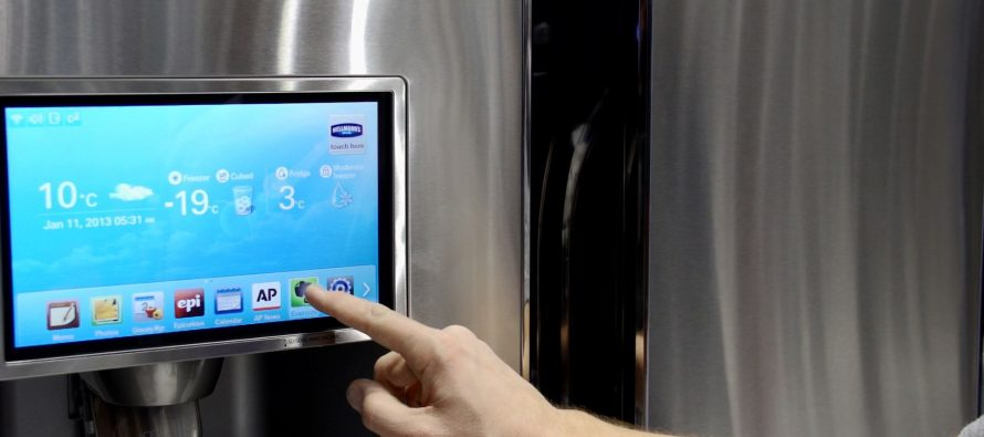Hakerski napad na frižider