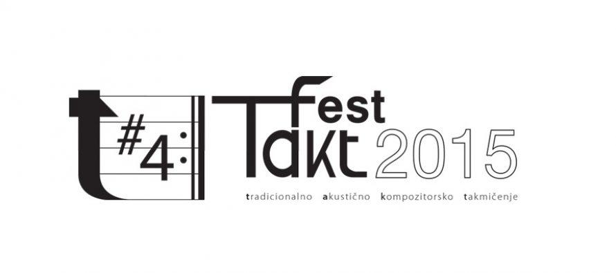 """Prijavljivanje za """"TaktFest 2015"""""""