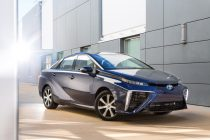 Tojotin automobil na hidrogen