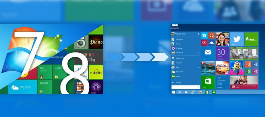 Kako da se vratite na staru verziju Windows-a
