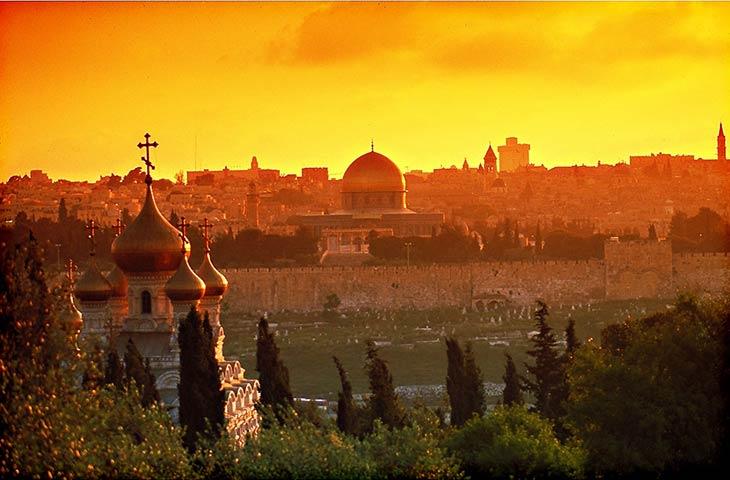 Jerusalim, Izrael