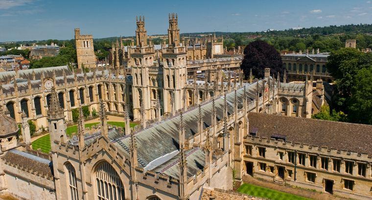 Oksford i Kembridž, Velika Britanija