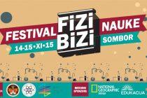 """""""Fizi bizi"""" festival nauke u Somboru"""