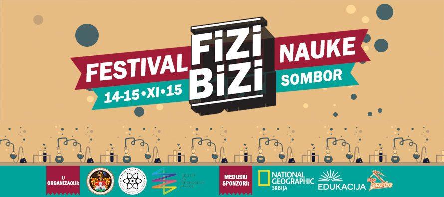 """Posetite Prvi gradski Festival nauke """"Fizi-bizi – biram znanje, biram zanimanje"""""""