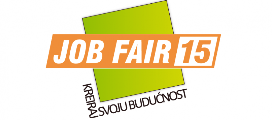 JobFair15 – Budi korak bliži budućnosti!
