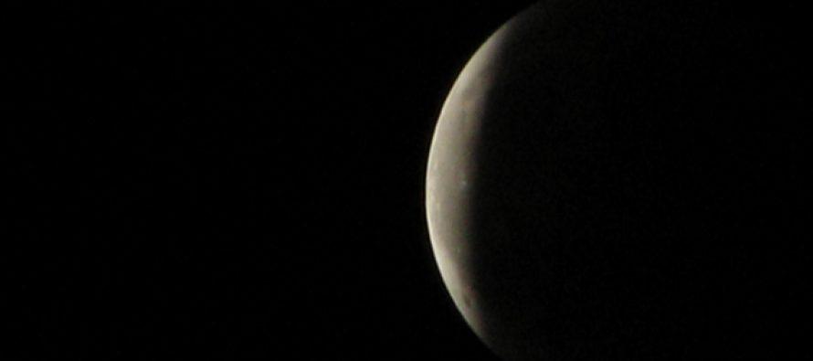 Kineska letelica na Mesecu