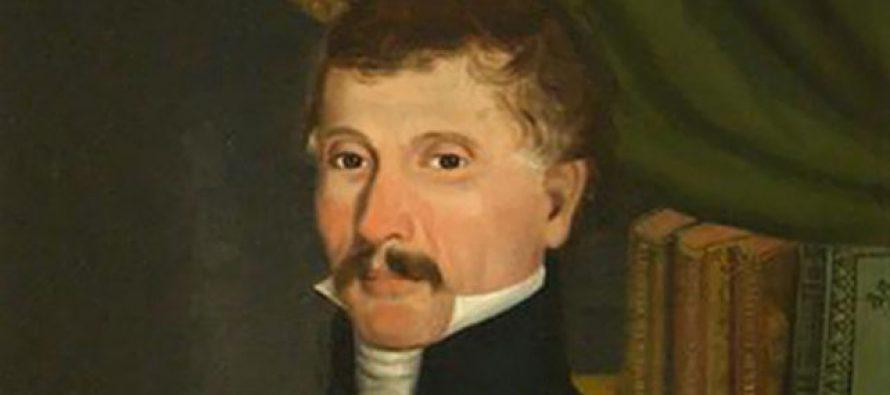 Na današnji dan rođen Dimitrije Davidović