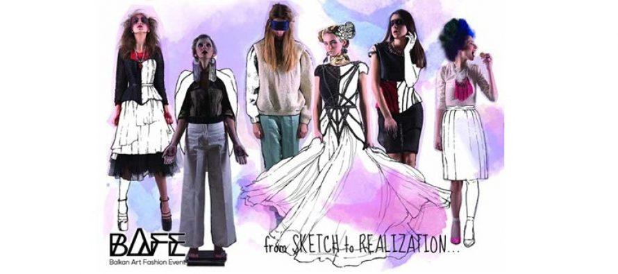 Regionalni konkurs za modne dizajnere