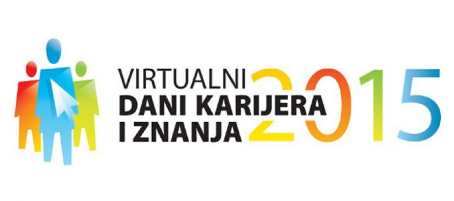 "Online sajam ""Virtualni dani karijera i znanja"""