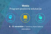 Nadogradnja znanja na Webiz programu poslovne edukacije