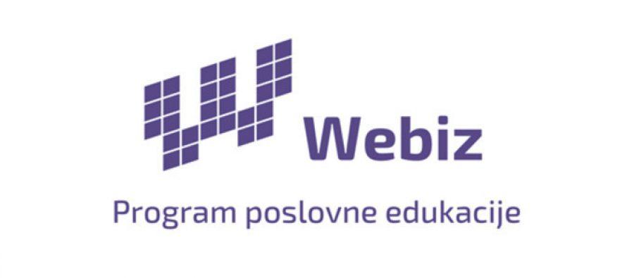 Webiz – program poslovne edukacije