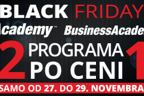 Black Friday na ITAcademy i BusinessAcademy!