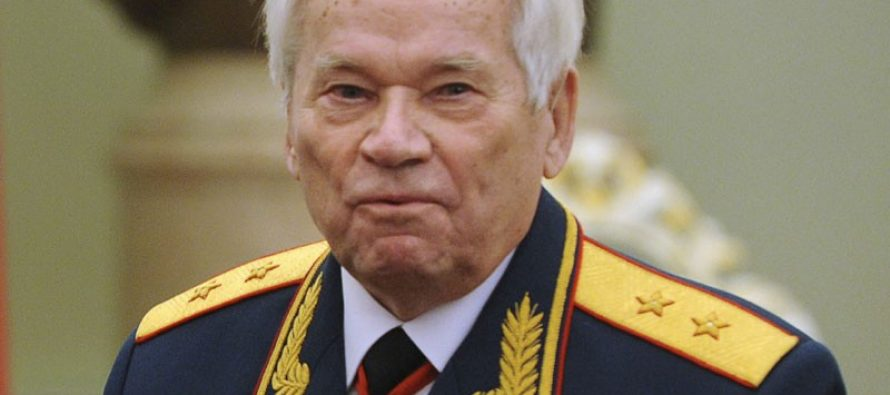 Na današnji dan rođen Kalašnjikov