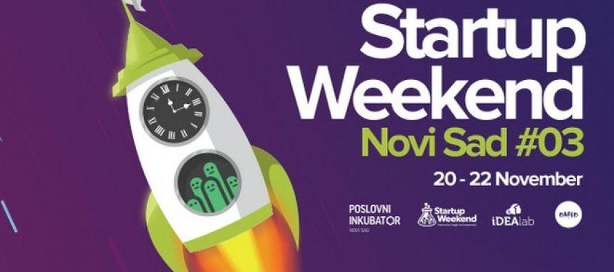 """""""Startup Weekend"""" – od ideje do biznisa"""