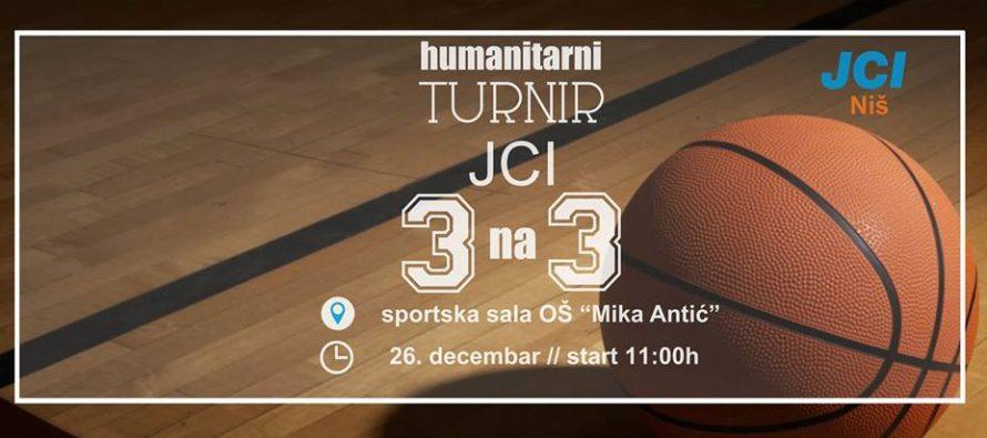 Turnir u basketu za obnovu škole u Nišu