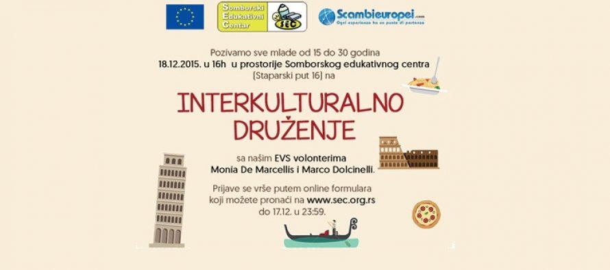 Interkulturalno druženje za mlade u Somboru