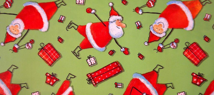 """Novogodišnji program """"Deda Mraz velikog srca"""""""