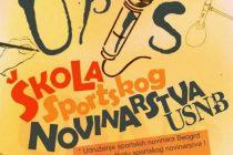 Upis u školu sportskog novinarstva
