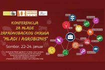 """Sombor: Konferencija """"Mladi i agrobiznis"""""""