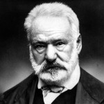 French poet, novelist and dramatist Victor Marie Hugo is shown in this undated photo. Hugo was born on May 22, 1802 in Besancon, France, and died in 1885 in Paris. (AP Photo)