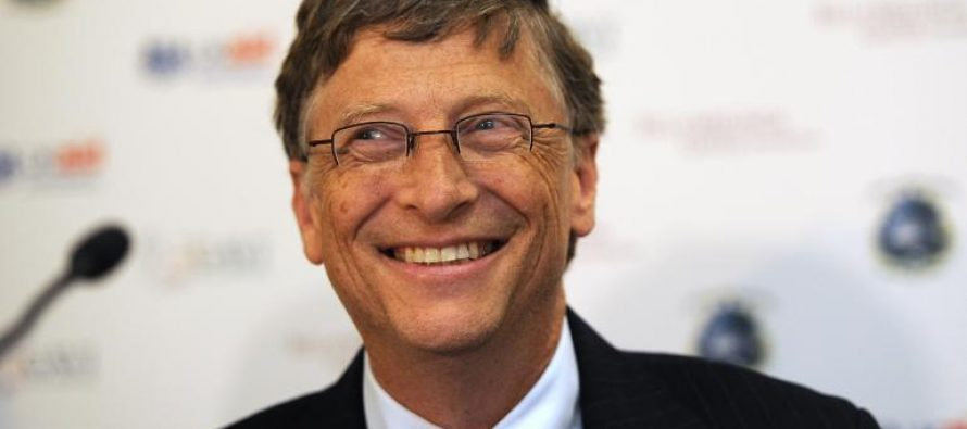 Bil Gejts donirao 5 odsto ukupnog bogatstva!