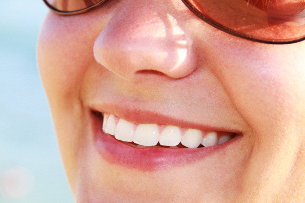 zdravi zubi osmeh