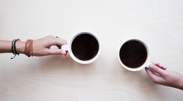 kafa i razgovor
