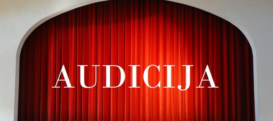 Sombor: Audicija za glumce u edukativnom skeču
