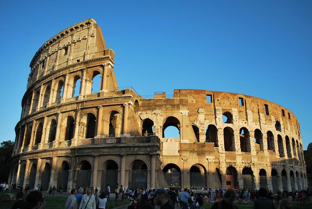 italija koloseum