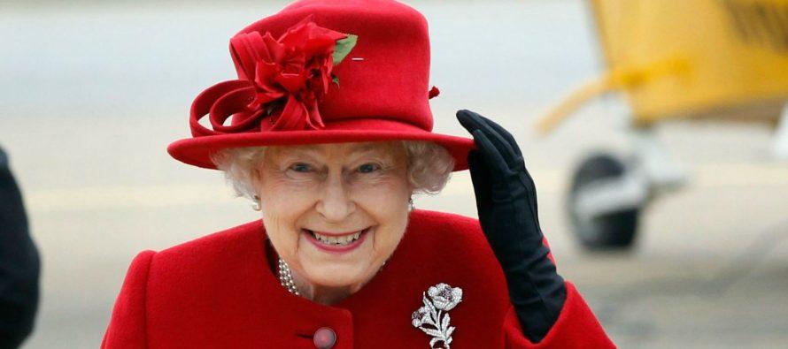 Ovo je jedini put u godini kada kraljica Elizabeta krši tradiciju