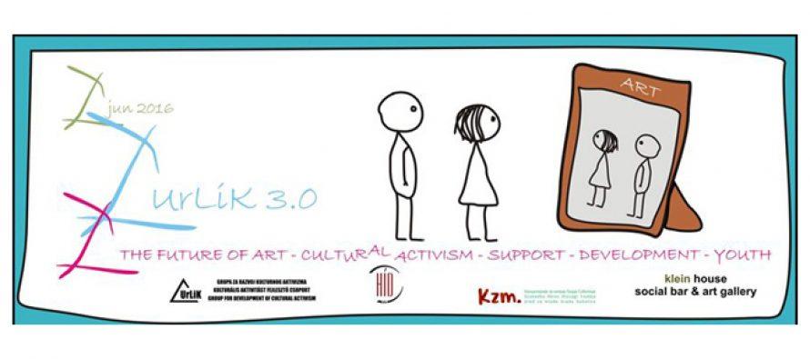 UrLiK: Konkurs za mlade umetnike