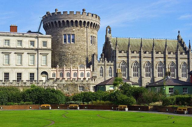 Dablinski zamak