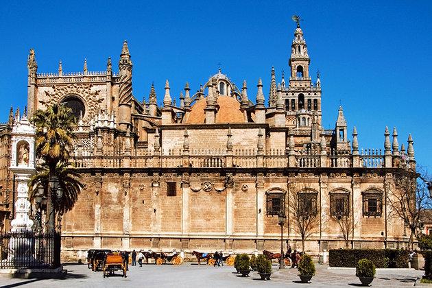 Katedrala Sevilje