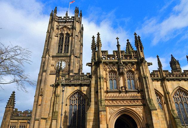 katedrala u mancesteru