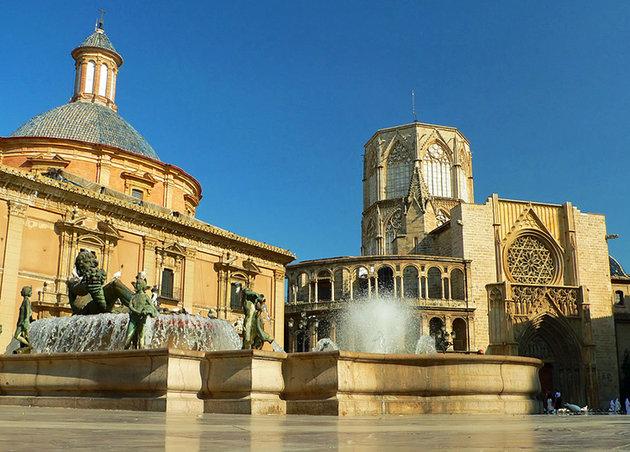 Katedrala - Valensija