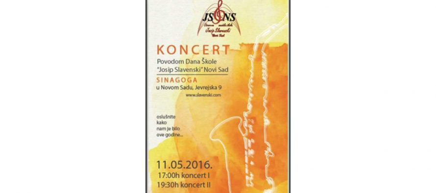 """Novi Sad: Koncert muzičke škole """"Josip Slavenski"""""""